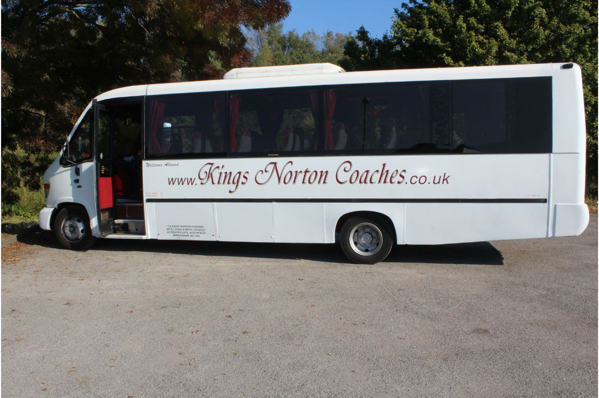 brand new thoughts on later Birmingham Coach Rental | Kings Norton Coaches