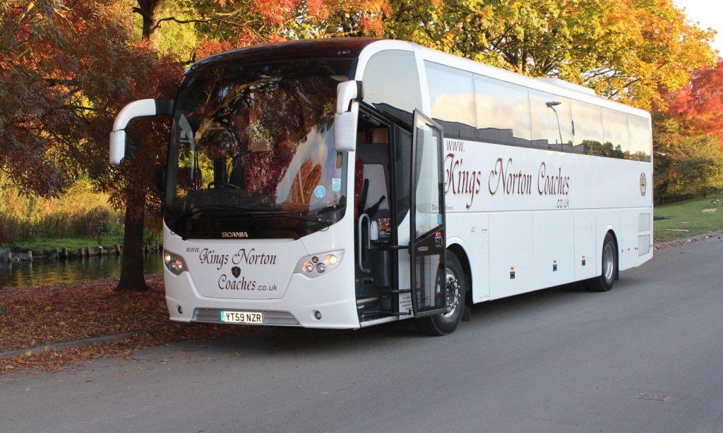 birmingham coach hire