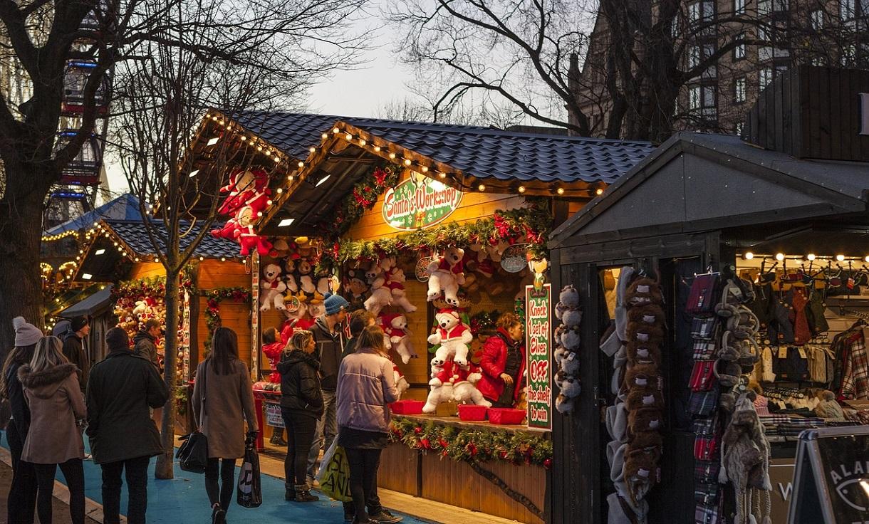 coach christmas market
